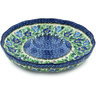 10-inch Stoneware Chip and Dip Platter - Polmedia Polish Pottery H4619H