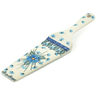 10-inch Stoneware Pie and Cake Server - Polmedia Polish Pottery H6071I
