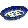 10-inch Stoneware Serving Bowl - Polmedia Polish Pottery H5518G