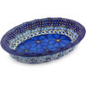 10-inch Stoneware Serving Bowl - Polmedia Polish Pottery H5576G