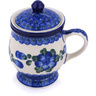 10 oz Stoneware Brewing Mug - Polmedia Polish Pottery H5785G
