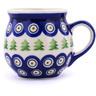 10 oz Stoneware Bubble Mug - Polmedia Polish Pottery H0384H