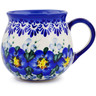 10 oz Stoneware Bubble Mug - Polmedia Polish Pottery H0864K