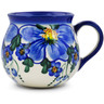 10 oz Stoneware Bubble Mug - Polmedia Polish Pottery H0865K