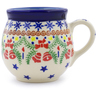 10 oz Stoneware Bubble Mug - Polmedia Polish Pottery H1227H