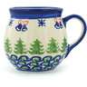 10 oz Stoneware Bubble Mug - Polmedia Polish Pottery H1240H