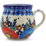 10 oz Stoneware Bubble Mug - Polmedia Polish Pottery H3241H