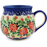 10 oz Stoneware Bubble Mug - Polmedia Polish Pottery H4407K