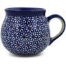10 oz Stoneware Bubble Mug - Polmedia Polish Pottery H4706K