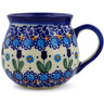 10 oz Stoneware Bubble Mug - Polmedia Polish Pottery H7203J