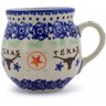 10 oz Stoneware Bubble Mug - Polmedia Polish Pottery H8355H