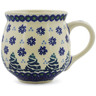 10 oz Stoneware Bubble Mug - Polmedia Polish Pottery H9852J