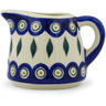 10 oz Stoneware Pitcher - Polmedia Polish Pottery H0831H