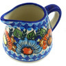 10 oz Stoneware Pitcher - Polmedia Polish Pottery H1011H