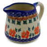 10 oz Stoneware Pitcher - Polmedia Polish Pottery H7119J