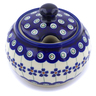 10 oz Stoneware Sugar Bowl - Polmedia Polish Pottery H0583A