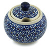10 oz Stoneware Sugar Bowl - Polmedia Polish Pottery H4932C