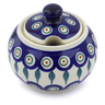 10 oz Stoneware Sugar Bowl - Polmedia Polish Pottery H4933C