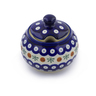 10 oz Stoneware Sugar Bowl - Polmedia Polish Pottery H5667I