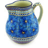 101 oz Stoneware Pitcher - Polmedia Polish Pottery H3786G