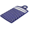 11-inch Stoneware Cutting Board - Polmedia Polish Pottery H0253A