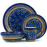 11-inch Stoneware Place Setting - Polmedia Polish Pottery H1880F