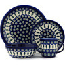 11-inch Stoneware Place Setting - Polmedia Polish Pottery H5380C