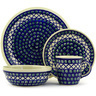 11-inch Stoneware Place Setting - Polmedia Polish Pottery H7642D