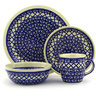 11-inch Stoneware Place Setting - Polmedia Polish Pottery H7647D