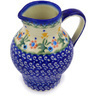 11 oz Stoneware Pitcher - Polmedia Polish Pottery H3672E