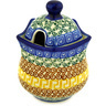11 oz Stoneware Sugar Bowl - Polmedia Polish Pottery H2734D