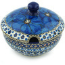 11 oz Stoneware Sugar Bowl - Polmedia Polish Pottery H4682H