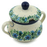 11 oz Stoneware Sugar Bowl - Polmedia Polish Pottery H8864A