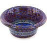 12-inch Stoneware Bowl with Rolled Lip - Polmedia Polish Pottery H5754G