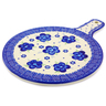 12-inch Stoneware Cutting Board - Polmedia Polish Pottery H7307I