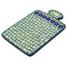 12-inch Stoneware Cutting Board - Polmedia Polish Pottery H7999D