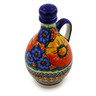 12 oz Stoneware Bottle - Polmedia Polish Pottery H8188I