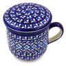 12 oz Stoneware Brewing Mug - Polmedia Polish Pottery H9427B