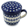 12 oz Stoneware Brewing Mug - Polmedia Polish Pottery H9429B