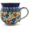 12 oz Stoneware Bubble Mug - Polmedia Polish Pottery H0006J