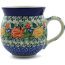 12 oz Stoneware Bubble Mug - Polmedia Polish Pottery H0007J