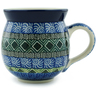12 oz Stoneware Bubble Mug - Polmedia Polish Pottery H0154I