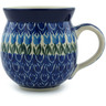 12 oz Stoneware Bubble Mug - Polmedia Polish Pottery H0294B