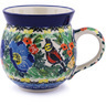 12 oz Stoneware Bubble Mug - Polmedia Polish Pottery H0426G