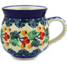 12 oz Stoneware Bubble Mug - Polmedia Polish Pottery H0544E