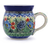 12 oz Stoneware Bubble Mug - Polmedia Polish Pottery H0644G