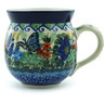 12 oz Stoneware Bubble Mug - Polmedia Polish Pottery H0776E