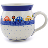 12 oz Stoneware Bubble Mug - Polmedia Polish Pottery H0814J
