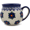 12 oz Stoneware Bubble Mug - Polmedia Polish Pottery H0860K