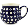 12 oz Stoneware Bubble Mug - Polmedia Polish Pottery H0863K